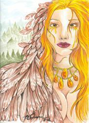 Freya by Monelun