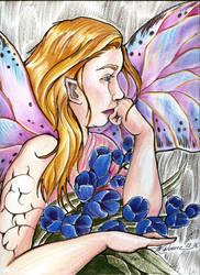Bluebells by Monelun