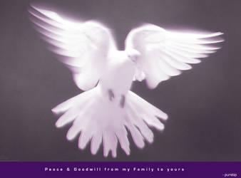 White Dove Card Copy by Puretip