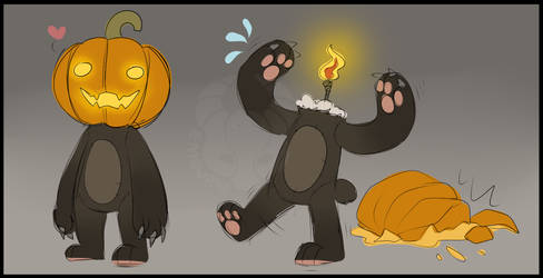 [OPEN]Pumpkin Lad