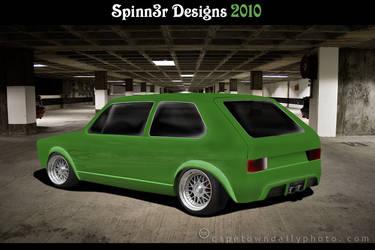 Golf by Spinn3r by SpinnerBG
