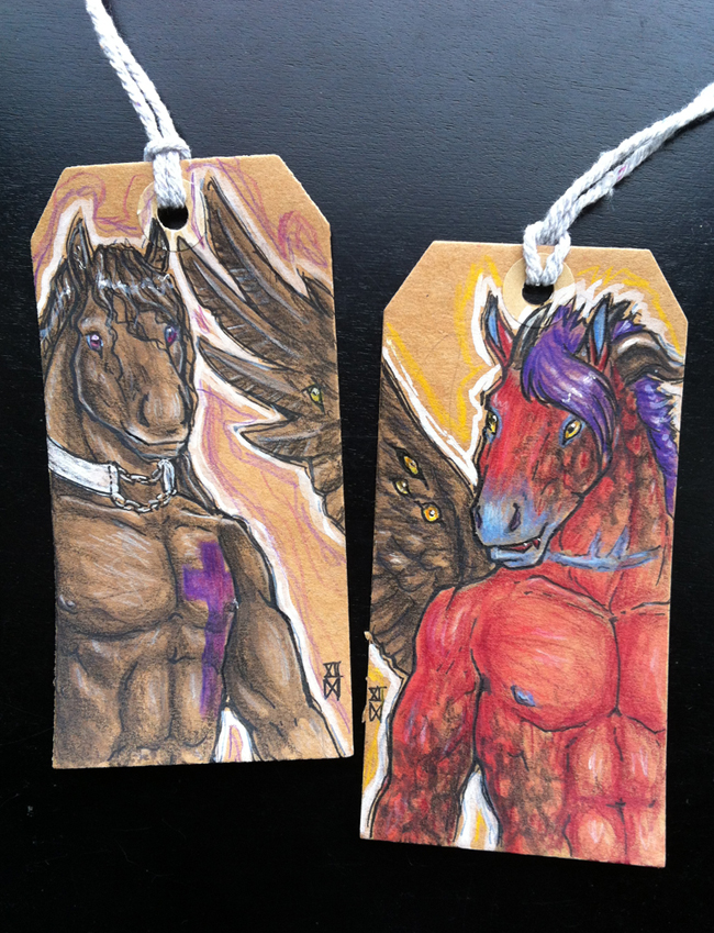 Label Badges by balorkin