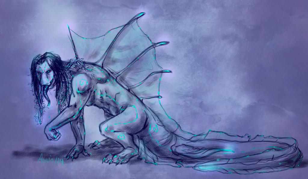 Llyr - the Abyss by balorkin