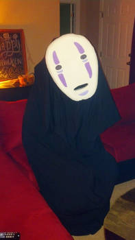 No-Face Costume