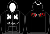 Undefined Black Hoodie by UndefinedDesign