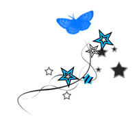 butterfly swirl by UndefinedDesign