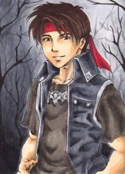 Sorcerer Stabber Orphen by Masayoshi220