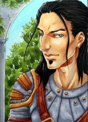 Dragon Age - Nathaniel Howe by Masayoshi220