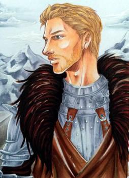 Dragon Age Inquisition - Cullen
