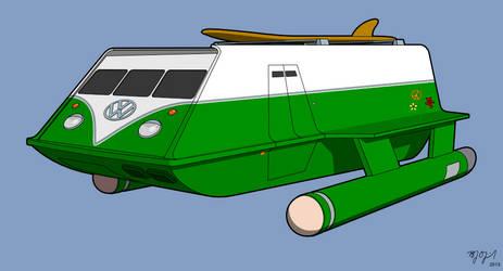 Shuttlecraft - Microbus