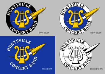 Huntsville Concert Band logo by BJ-O23