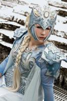 Battle Elsa by MimiruCosplayDiary