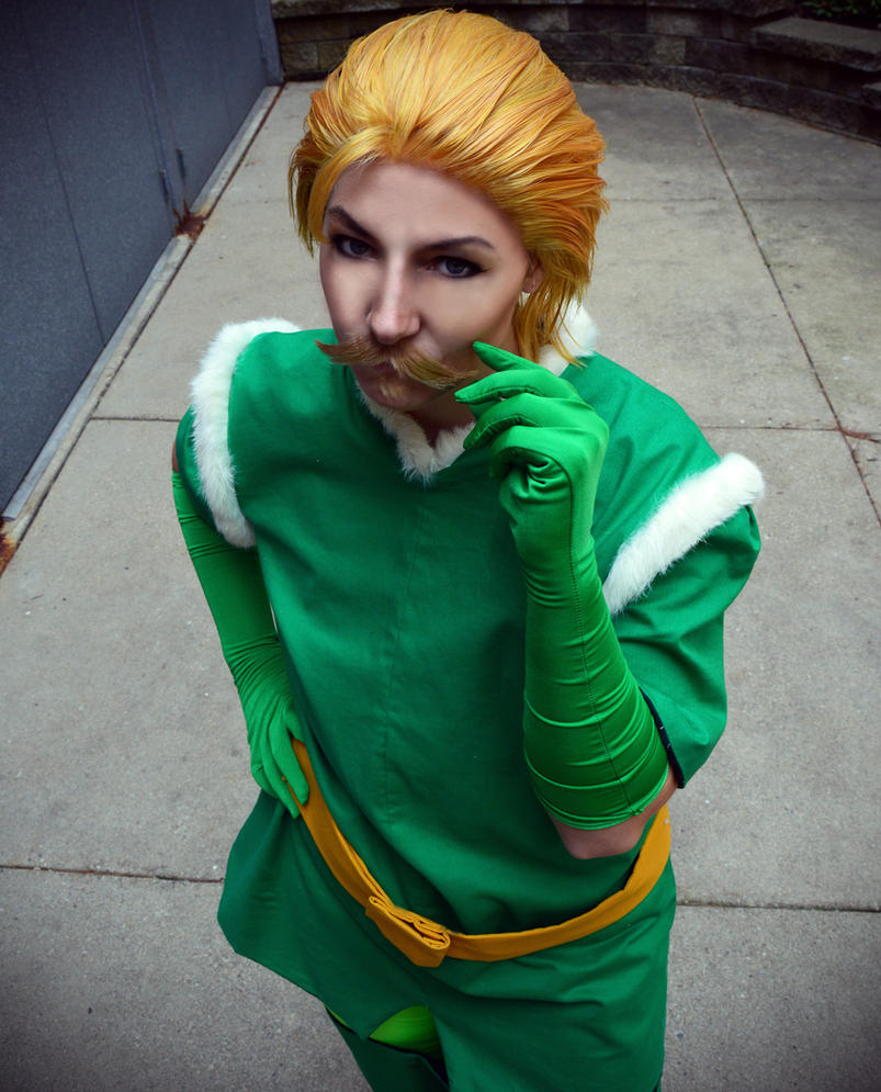 Fandral the Dashing by MimiruCosplayDiary