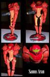 Samus Aran Figure