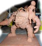 Bioshock - unpainted