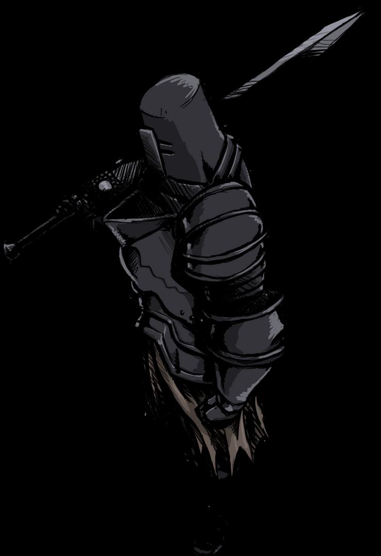 Black Iron Tarkus by dedded