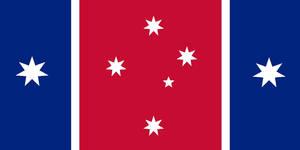 Alternate Australian Flag #3