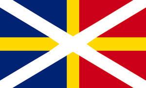 Alternate Flag of Newfoundland and Labrador