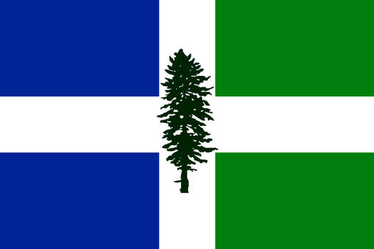 Republic of Cascadia Flag