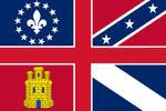 Alternate Flag of Pensacola, FL