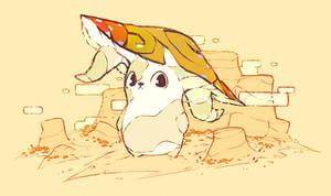 lil' mushroom fella