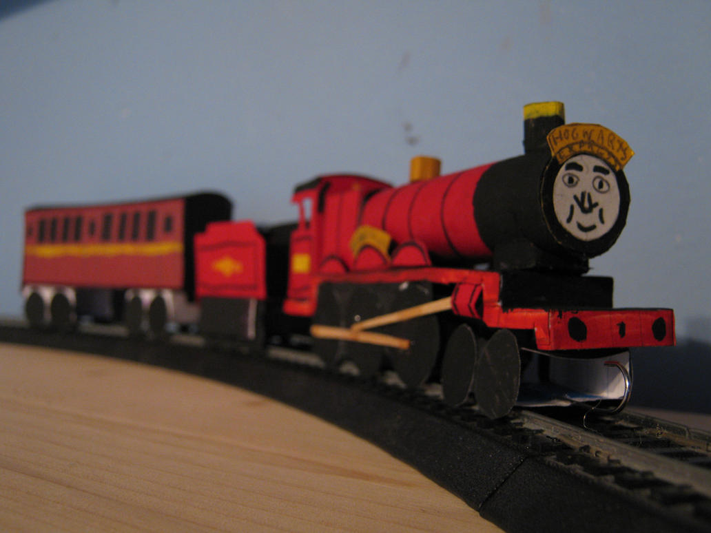 Rws Models Hogwarts Express By Marzipanhomestar66 On