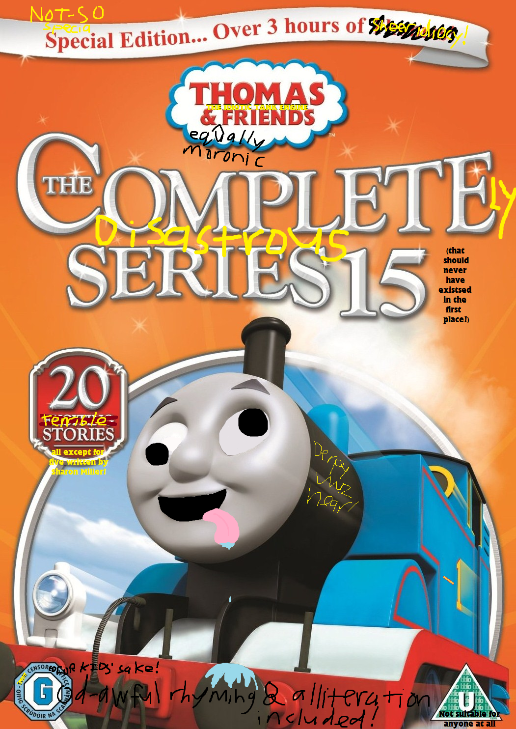 The Complete 15th Series Dvd Cover Edit By