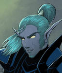 Isquared Night Elf Rogue