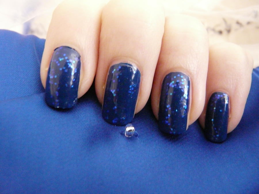 Prom Nails by LuckyRedOne on DeviantArt
