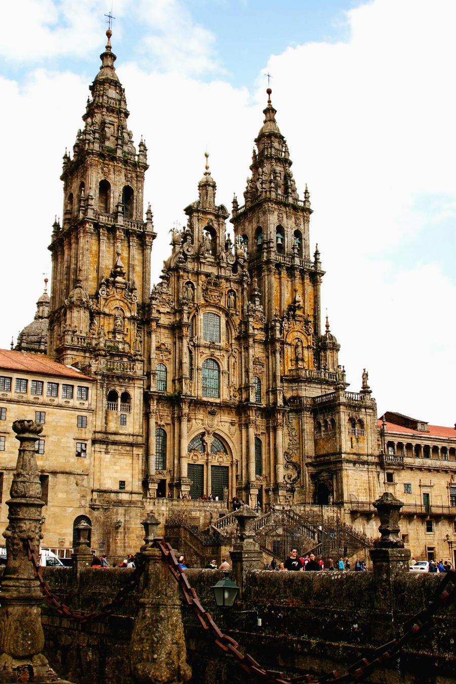 Santiago de Compostela - Cathedral - Catedral by REI-BCN on DeviantArt