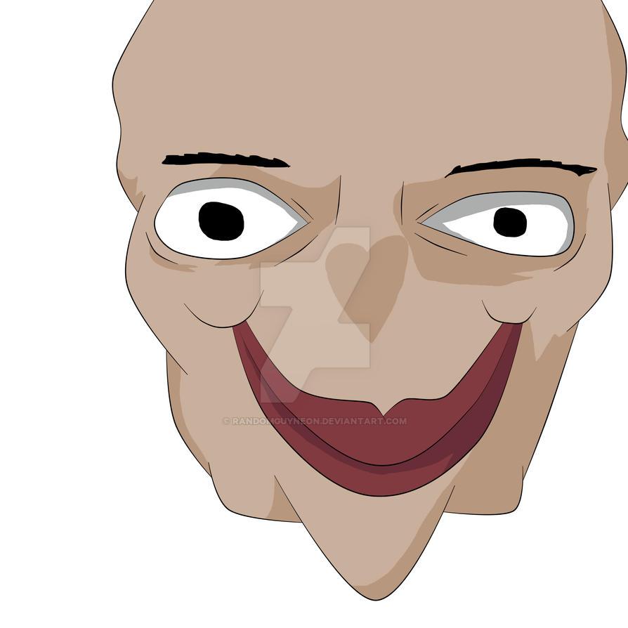 Smile by randomguyneon
