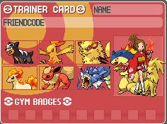 OC Trainer Card by Sashova