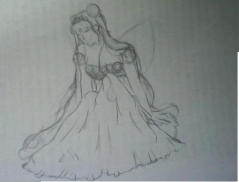 Neo Queen Serenity by Sashova