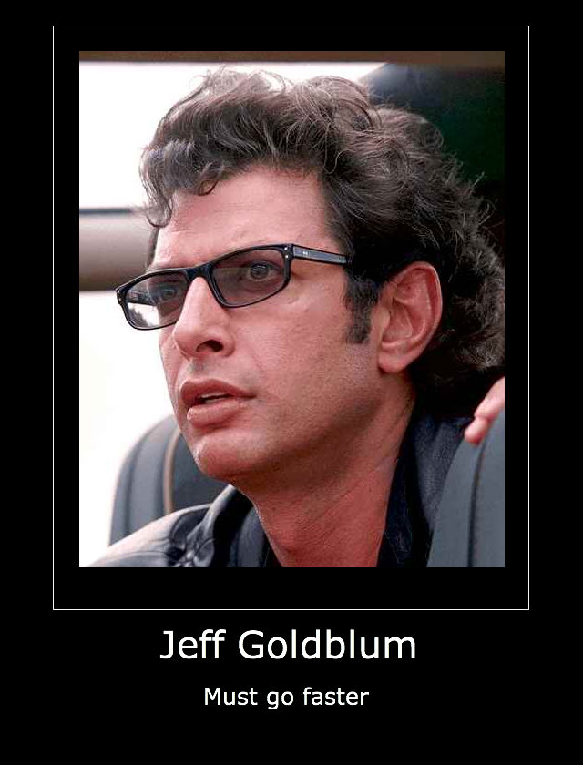 Jeff Goldblum by Sashova