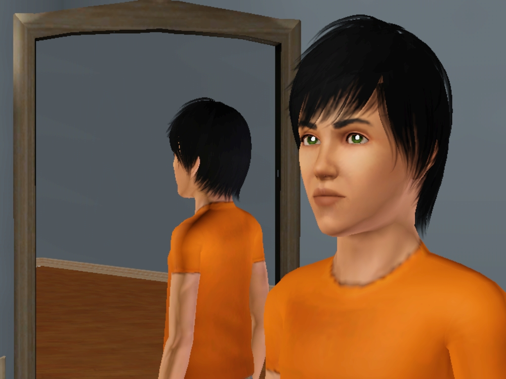 Percy Jackson--Sims 3 by Gi1997
