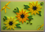 Quilling - card 82