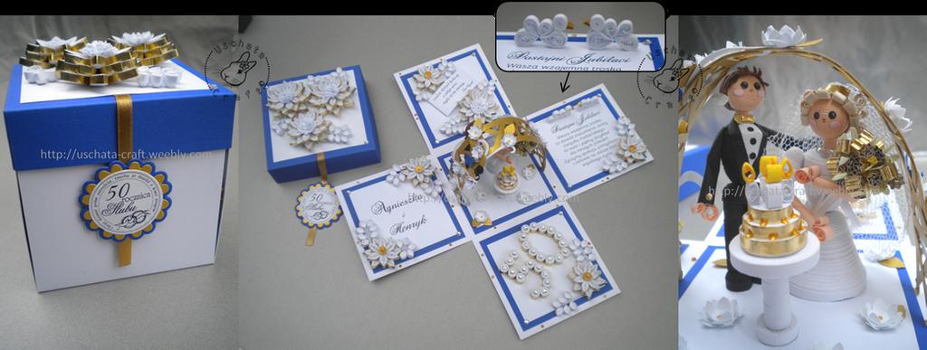 Golden wedding anniversary by Eti-chan