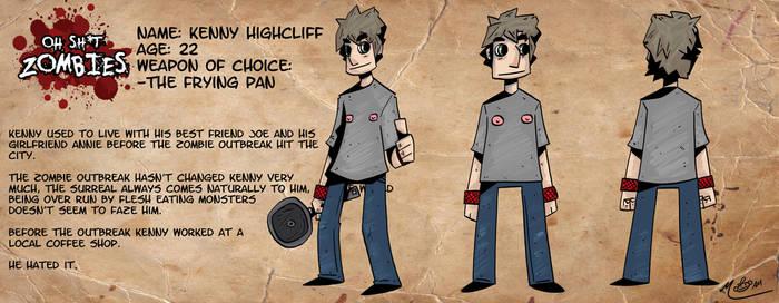Kenny Highcliff