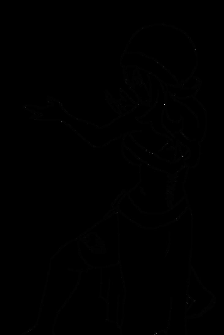 Juvia Lineart : Juvia lineart by dleagueman on deviantart