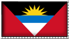Antigua West Indies Flag by 2753Productions