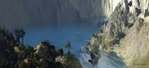 Inside Crater Lake