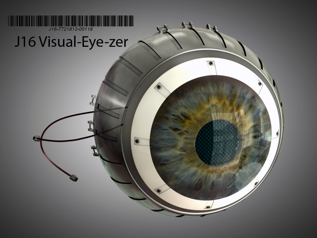 J16 Visual-Eye-zer by 2753Productions