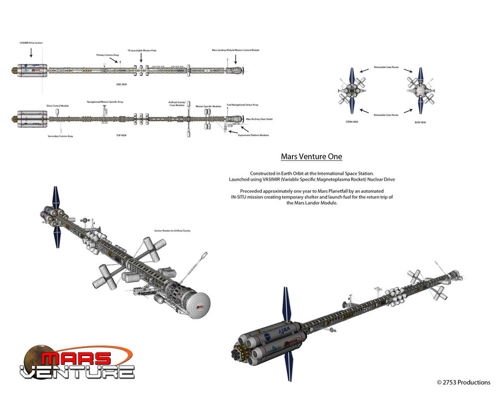 mission to mars concept art - photo #32