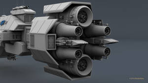 B5 Warlock Destroyer WIP 11 by 2753Productions
