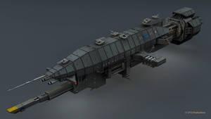 B5 Warlock Guns WIP 28