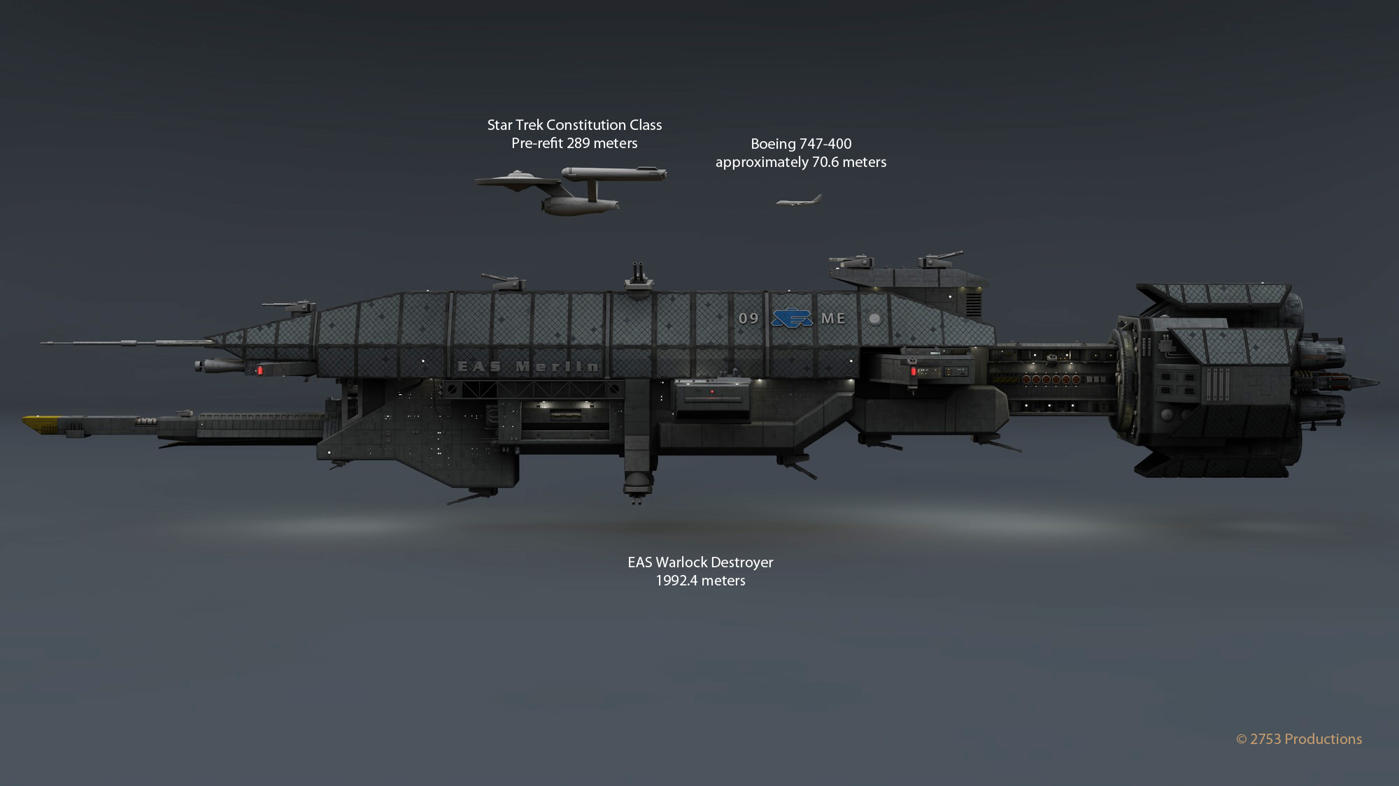 B5 Warlock Destroyer WIP 29 by 2753Productions