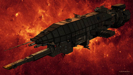 B5 Warlock Destroyer WIP 31 by 2753Productions