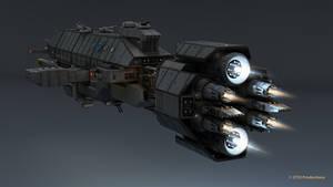 B5 Warlock Destroyer WIP 32