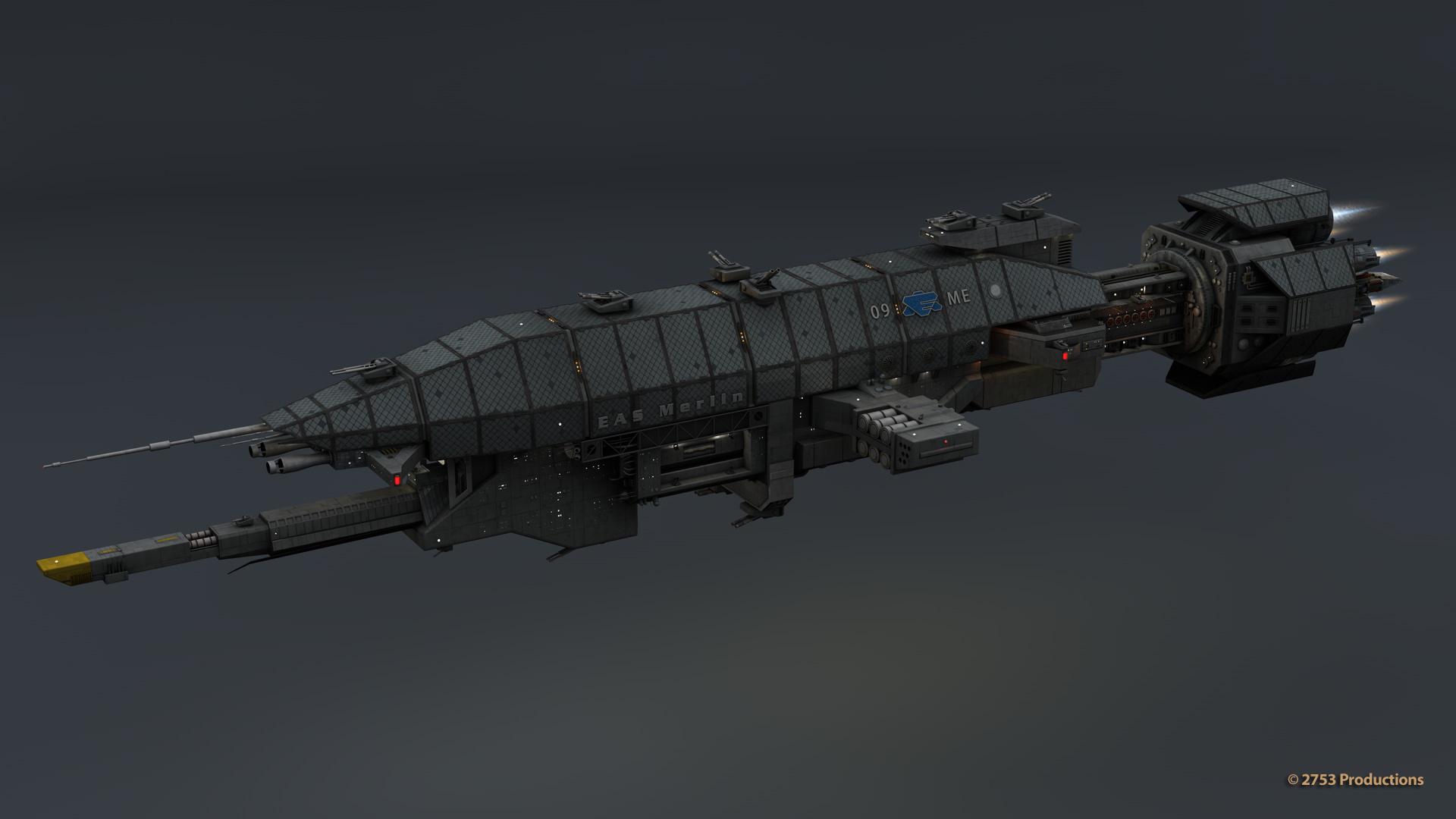B5 Warlock Destroyer WIP 33
