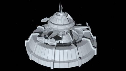 Deep Space 9 WIP 3